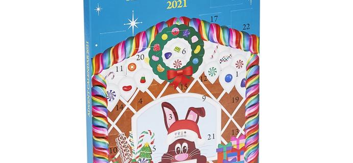 2021 Dylan's Candy Bar Advent Calendar: 24 Chocolatey Surprises!