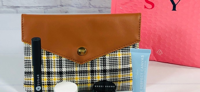 Ipsy Glam Bag September 2021 Review – Classic