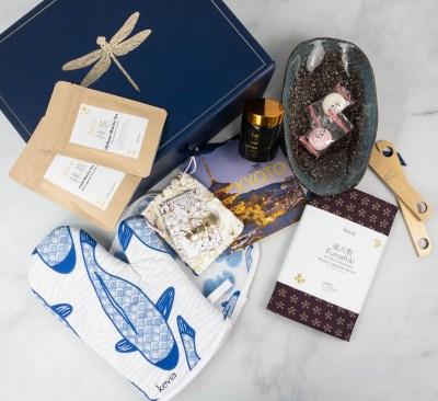 Journee Box Review – KYOTO BOX