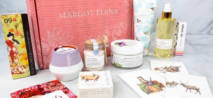 Margot Elena Fall 2021 Discovery Box Review
