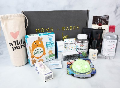 Moms + Babes Fall 2021 Subscription Box Review + Coupon