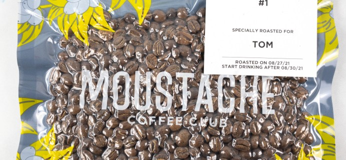 Moustache Coffee Club Subscription Review + Coupon – Recolectores