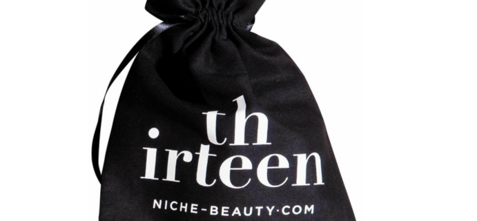 2021 Niche Beauty Advent Calendar: 27 Products From Top Brands + Full Spoilers!