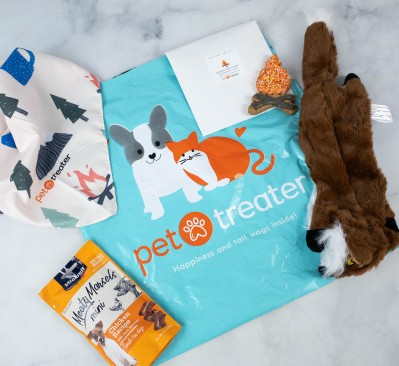 Pet Treater Dog Pack Review + Coupon – September 2021