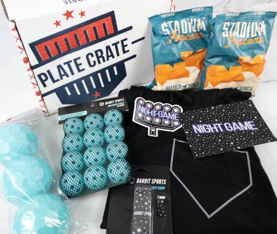 Plate Crate September 2021 Subscription Box Review + Coupon
