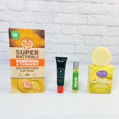 Vegancuts Beauty Box September 2021 Subscription Box Review + Coupon