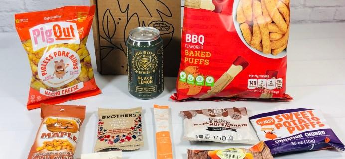 Vegancuts Snack Box Review + Coupon – September 2021