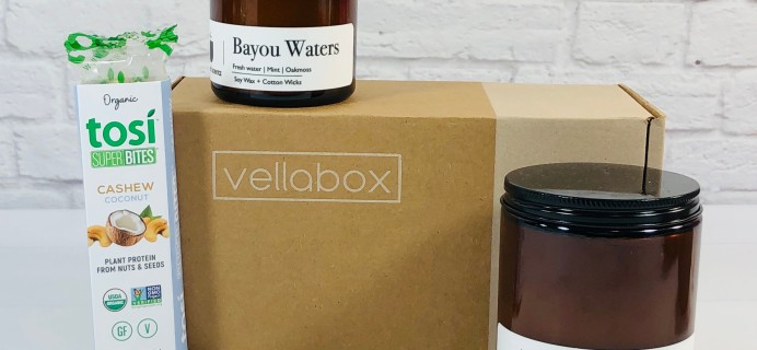 Vellabox Candle Subscription Box Review + Coupon – September 2021