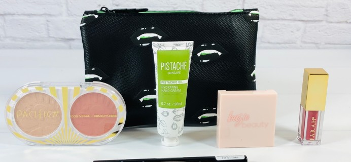 Ipsy Glam Bag October 2021 Review – Classic