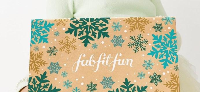 FabFitFun Winter 2021 Spoilers: Tis the Season!