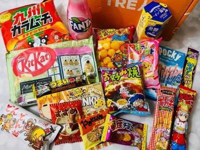 Tokyo Treat November 2021 Subscription Box Review + Coupon