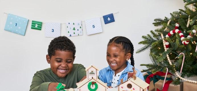 2021 KiwiCo Advent Calendar: Christmas Village Countdown!