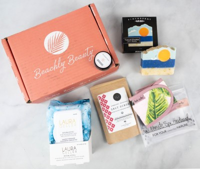 Beachly Beauty Box Review + Coupon – October 2021