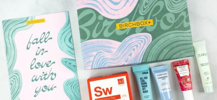 Birchbox Subscription Box Reveal: October 2021 Customized Box