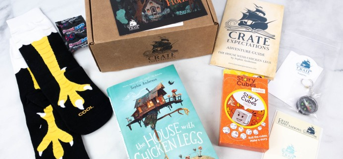 Crate Expectations Review + Coupon – September 2021 MOVING HOUSE