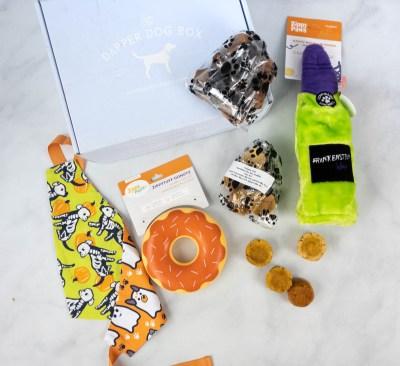 The Dapper Dog Box Review + Coupon – September 2021