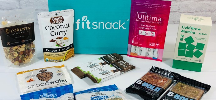FitSnack Review + Coupon – September 2021