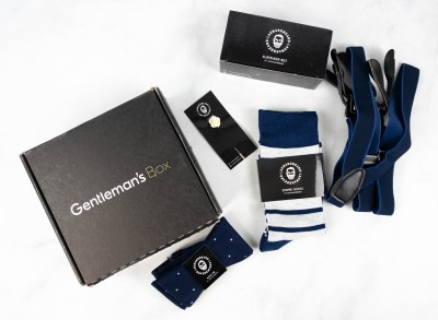 The Gentleman's Box September 2021 Subscription Box Review + Coupon