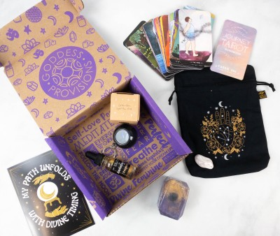 Goddess Provisions October 2021 Subscription Box Review