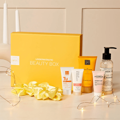Look Fantastic Beauty Box Coupon: First Box ($85+ value!) For Just $10!