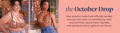 Adore Me October 2021 Collection Reveal + Coupon!