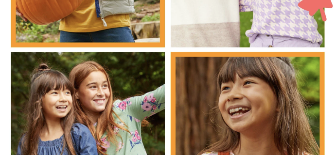 FabKids October 2021 Collection Reveal + Coupon!