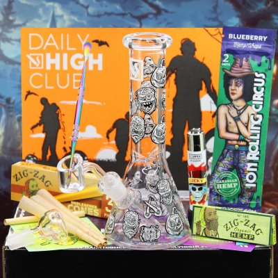 Daily High Club October 2021 Full Spoilers!