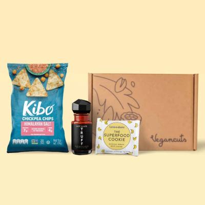 Vegancuts October 2021 Snack Box Spoilers + Coupon!