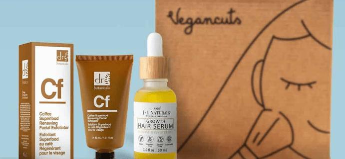 Vegancuts Beauty Box October 2021 Spoilers + Coupon!