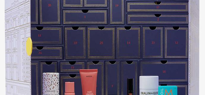 SELFRIDGES Beauty Advent Calendar 2021: Luxury Treats For The Holidays + Full Spoilers!