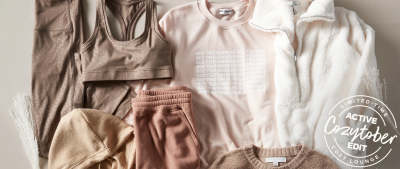 Wantable Active Limited Edition Cozytober Edit: Your Cozy Lounge Looks This Fall!