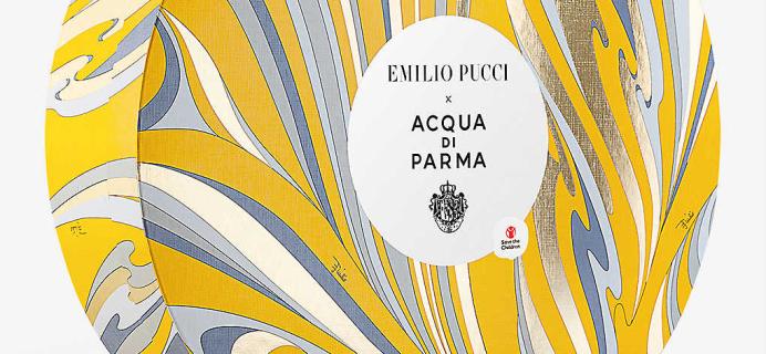 2021 Acqua di Parma Beauty Advent Calendar: 25 Bestselling Fragrances, Bath, & Body Products + Full Spoilers!