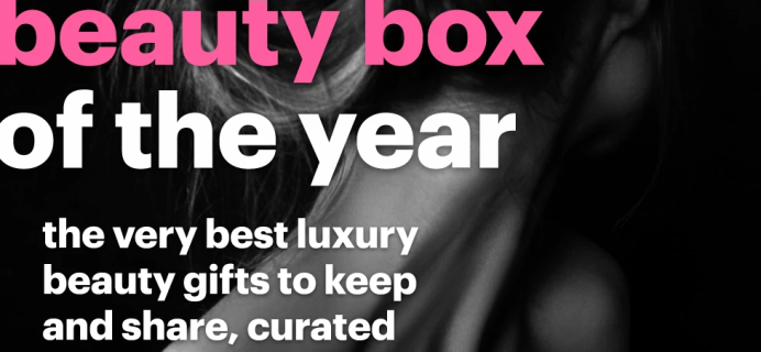 New Beauty Luxury Holiday Box: Editor Approved Must Haves Worth $1200 + Spoilers!