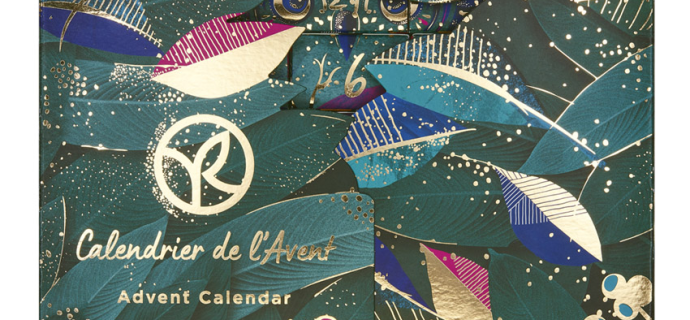 Yves Rocher Beauty Advent Calendar 2021: 24 New and Must Haves from Yves Rocher + Full Spoilers!