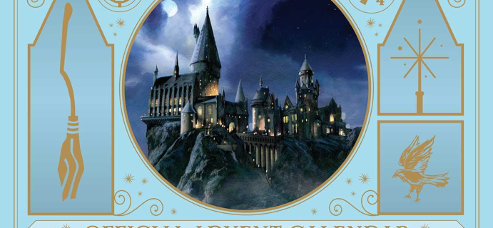 2021 Harry Potter Holiday Magic Advent Calendar: 25 Days of Magic + Spoilers!