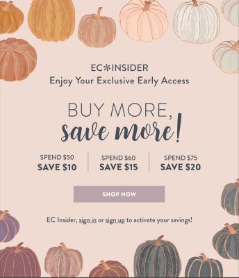 Erin Condren EC Insider Sale: Buy More, Save More!