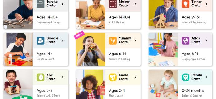 KiwiCo Subscription Price Update: Now Starts $22.95!