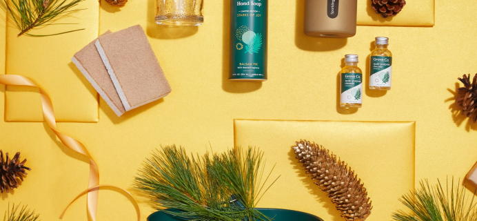 Grove Collaborative Limited Edition Sparks of Joy Collection: Green & Guest Ready!