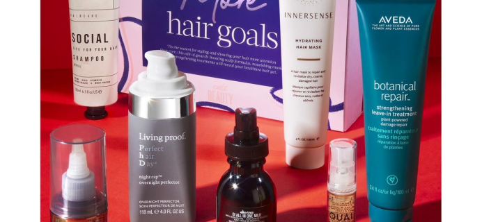 The Cult Beauty More Hair Goals Edit: 8 Haircare Essentials + Full Spoilers!