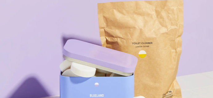 Blueland Launches Toilet Cleaner Starter Set: The First Plastic Free Toilet Cleaner!