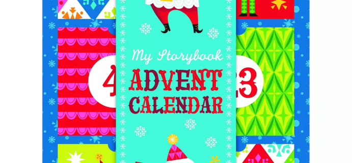 2021 Target Wondershop My Storybook Advent Calendar: 24 Christmas Storybooks!