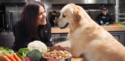 Amanda Seyfried and Jane Lynch Approved Healthy Dog Meals: JustFoodForDogs Frozen Meals!
