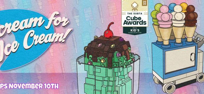 Brick Loot November 2021 Theme Spoilers + Coupon!