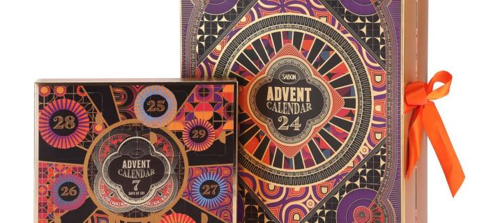 Sabon Beauty Advent Calendar 2021: 31 Days Countdown + Full Spoilers!
