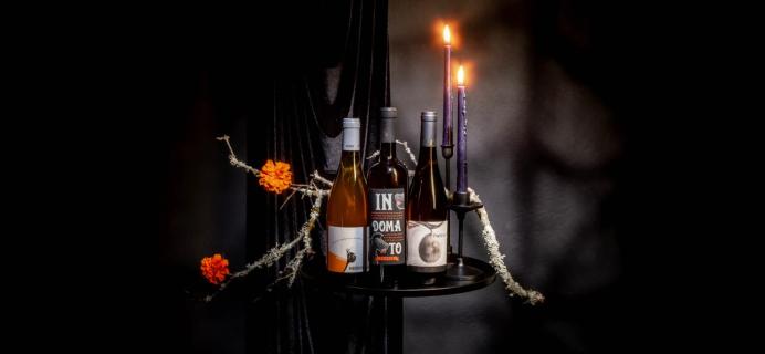 Dry Farm Wines Halloween Natural Orange Wine Bundle: Wines To Welcome Halloween + Harvest Season!