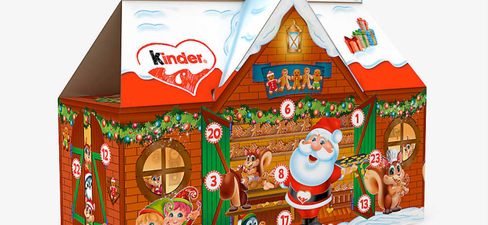 2021 Kinder Surprise Advent Calendar: 24 Milky Chocolates + Spoilers!