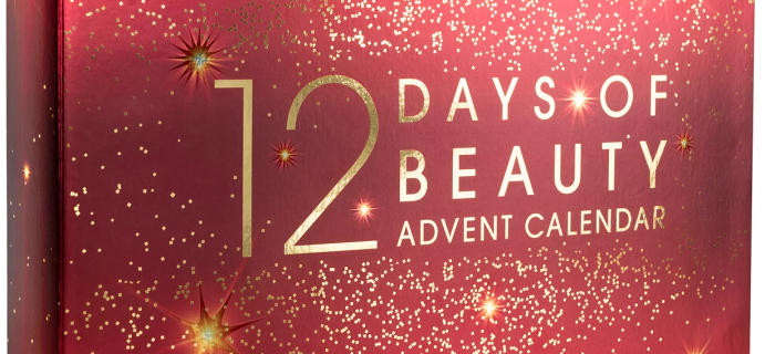 2021 Macy's Beauty Advent Calendar: 12 Days of Beauty Treasures + Full Spoilers!