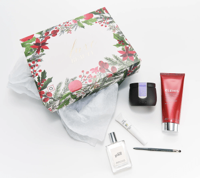QVC TILI Box Launches Luxe Beauty Holiday Box!
