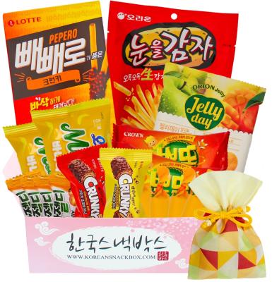 Korean Snack Box October 2021 FULL Spoilers + Coupon!