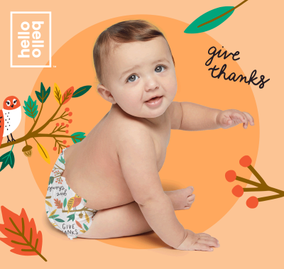 Hello Bello Fall Diaper Prints: Hot Diggety Dogs, Acorns, & More + Coupon!